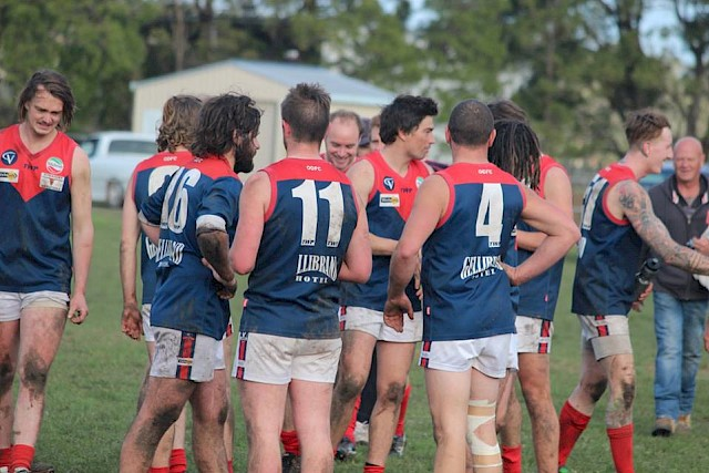 Preview- Otway Districts