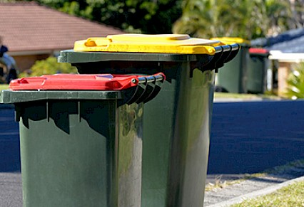 Shire Recycling Issues
