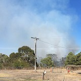 4 Fires Across South West