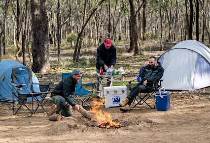 Campfire Safety Urged